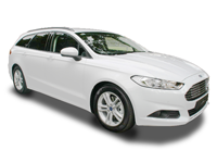 Ford Mondeo (stationcar): Klasse SD