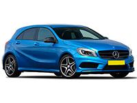Mercedes A (Automaat): Klasse DA
