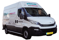 Iveco automaat 11m3