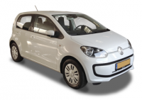 VW UP: Klasse A