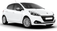 Peugeot 208: Klasse BD