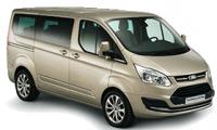 Ford Torneo (Automaat, 9 personenbus): Klasse PBA