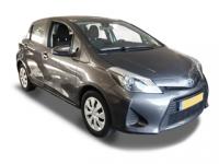 Toyota Yaris (Automaat): Klasse BA
