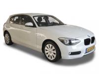BMW 1: Klasse D