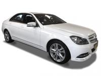Mercedes C (Automaat): Klasse FA