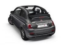 Fiat 500 cabrio: Klasse Special