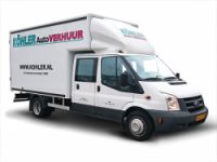 Ford Transit 15m3 dubbelcabine